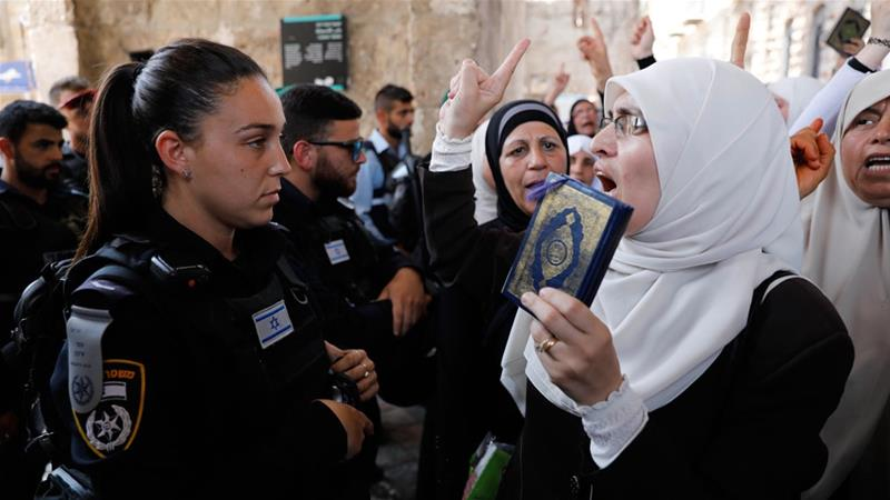 Image result for New Security measures to access Al Aqsa Mosque photo preview