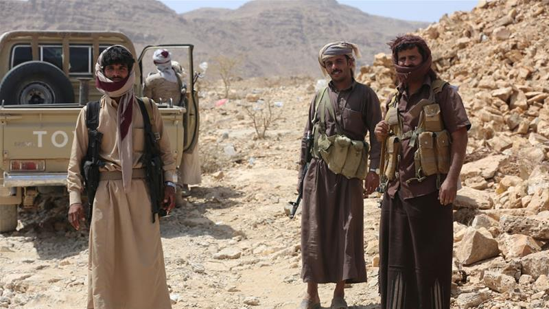 Saudi-led coalition seeks to dislodge Houthis from Sanaa and other areas [File: Ali Owidha/Reuters]