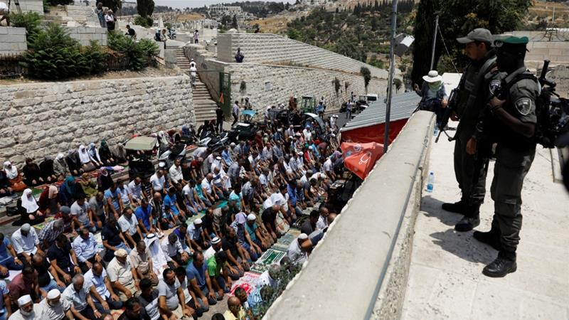 World reacts to Israel-Palestinian fallout over al-Aqsa