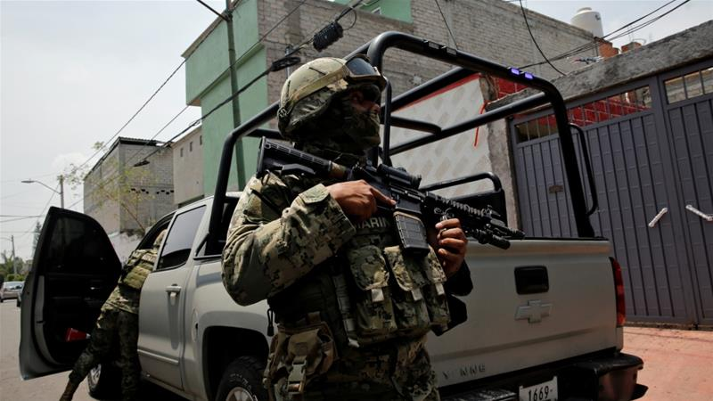 Mexico violence peaks with over 2,200 murders in June