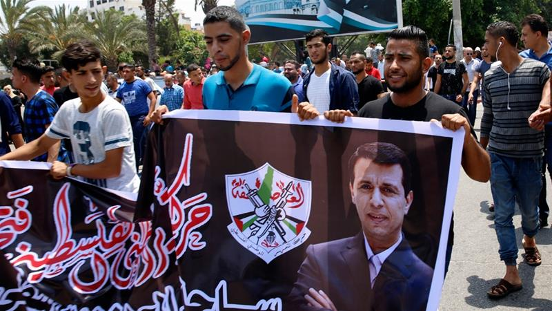 The objectives of the Dahlan-Hamas deal could weaken Palestinian statehood [Adel Hana/AP]