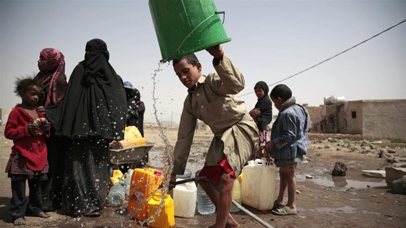Yemen crisis a shame on humanity