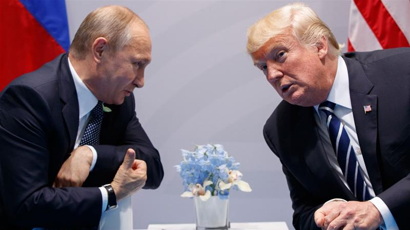 Are the US and Russia engaged in a new Cold War?