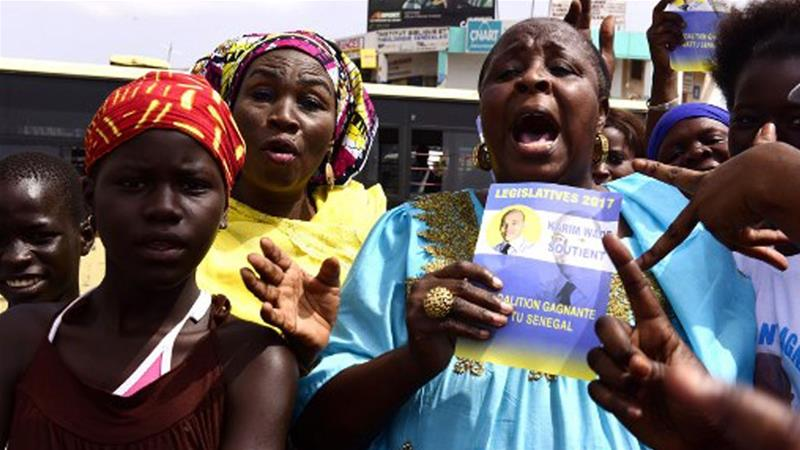 Senegal set to vote in parliamentary elections