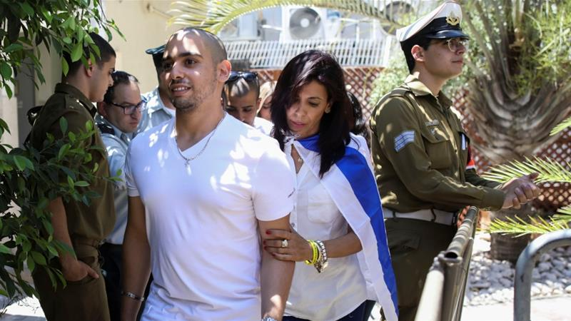 israel cuts elor azaria s sentence by four months israeli