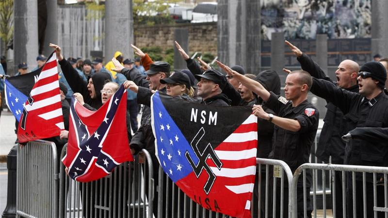 White supremacists gather for annual Stormfront summit | Far Right ...