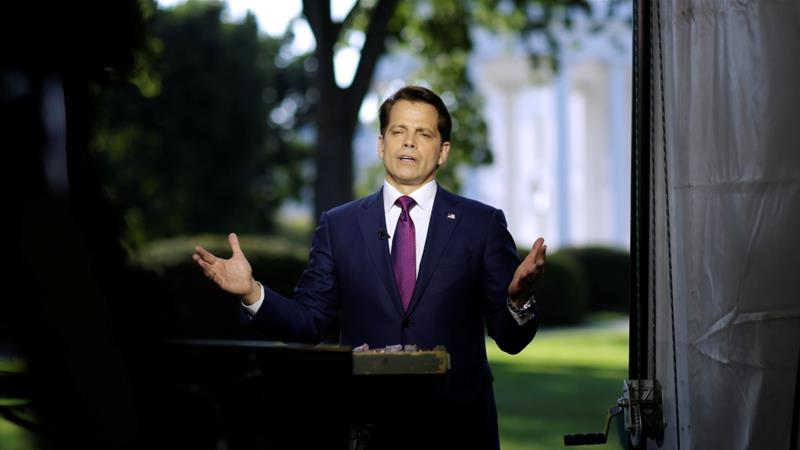 COMMENTARY: Scaramucci firing part of a much bigger problem