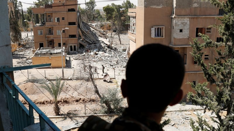 US Raqqa offensive killing more civilians than claimed - airstrike monitor