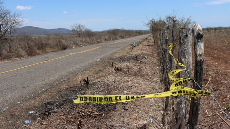 At Least 26 Dead or Hospitalised in Northern Mexico Shootout