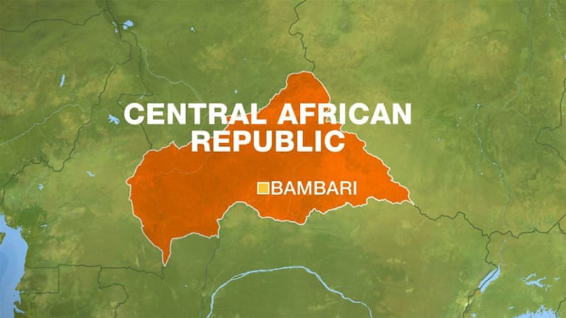 Central African Republic - Dozens Killed in Truck Crash Disaster