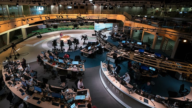 Israel's Al-Jazeera move sends 'chilling message'
