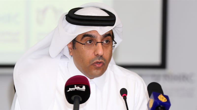 Ali bin Smaikh also said Qataris heading to the Hajj pilgrimage are also facing obstacles [AFP]