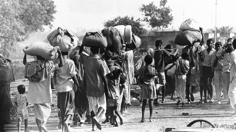 Haunted by unification: A Bangladeshi view of partition