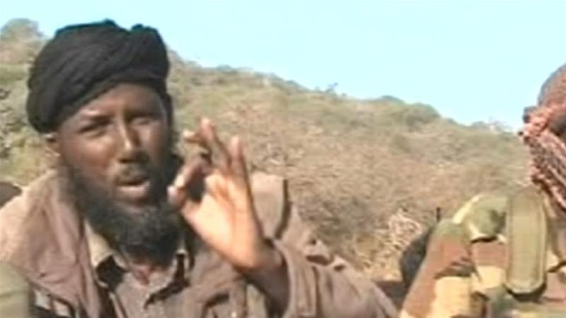 Somalia's military says former Al Shabaab leader has surrendered