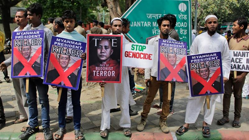 Centre asks states to deport Rohingyas