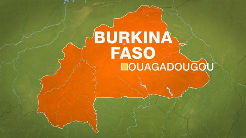 Killed in Burkina Faso Attack, Authorities Say