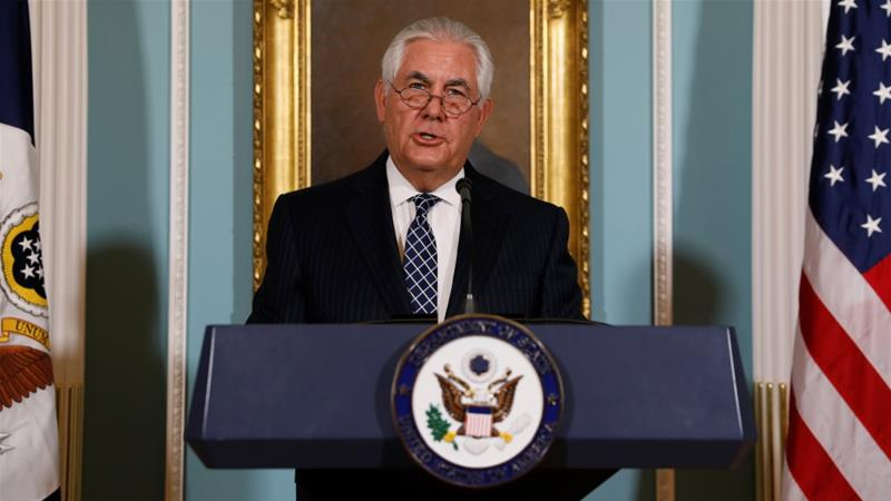Tillerson Raps Some US Allies for Religious Freedom Violations, Slams IS