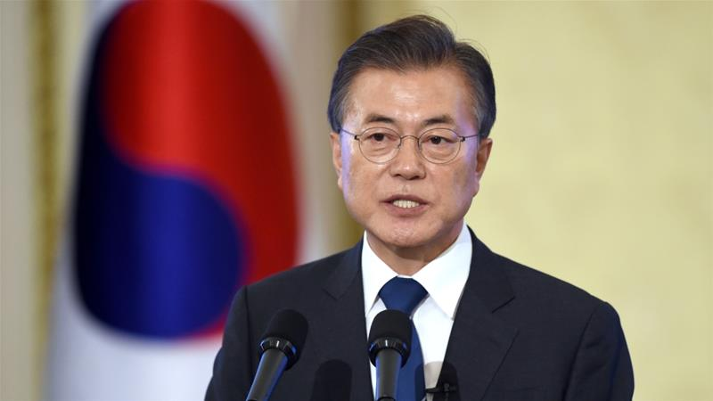 Moon Jae-in: There will not be war on Korean Peninsula