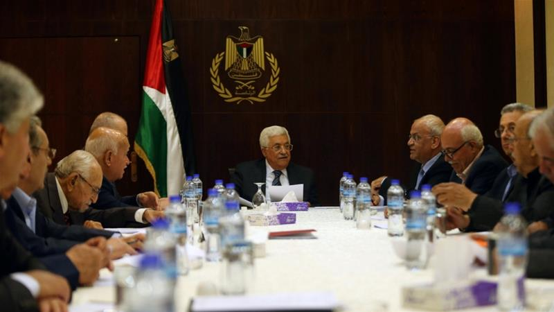 Palestinian political parties vow 'to start disengaging from Israel'