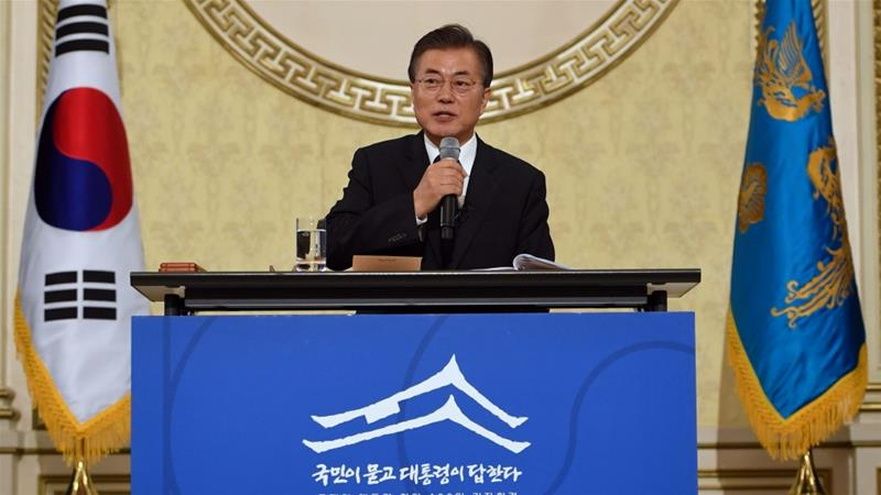 South Korea's Moon Confident There'll Be No War With North