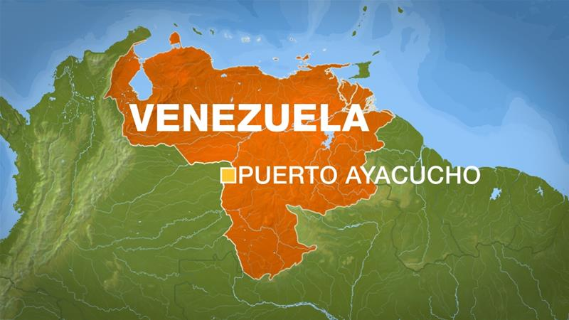 Venezuelan forces kill 37 inmates in riot 'massacre'
