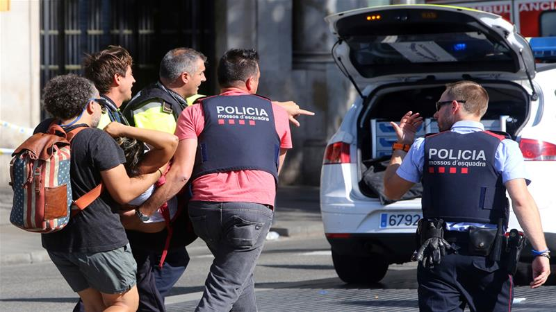 Barcelona and Cambrils attacks: What, where and when?