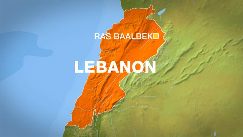 Assaults Launched Against ISIL On Lebanon-Syria Border