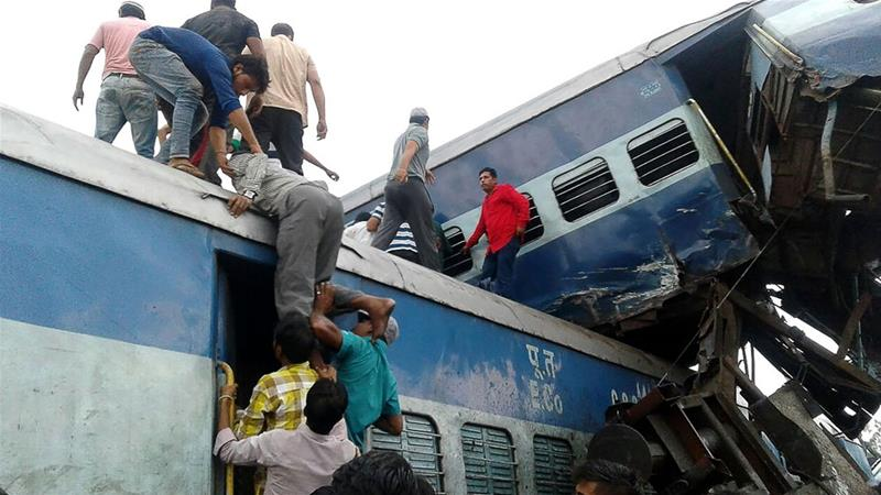 Number of train accident reduced, claims Railways