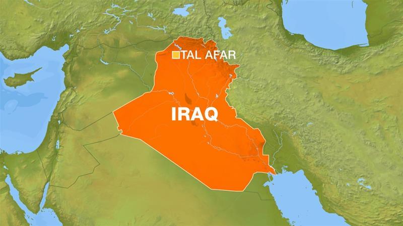 Iraqi forces prepare to retake Tal Afar from Daesh militants