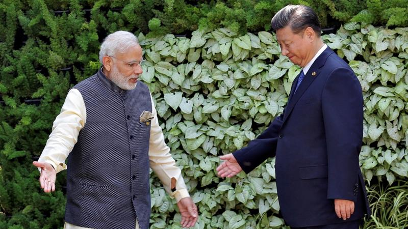 Modi's cultural diplomacy efforts and personal investment in bilateral relations between China and India have been torpedoed by age-old territorial disputes, writes Heydarian [Reuters]