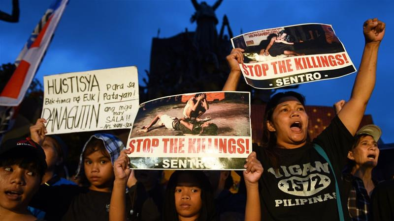 Philippines: Church head urges end to Duterte drug killings