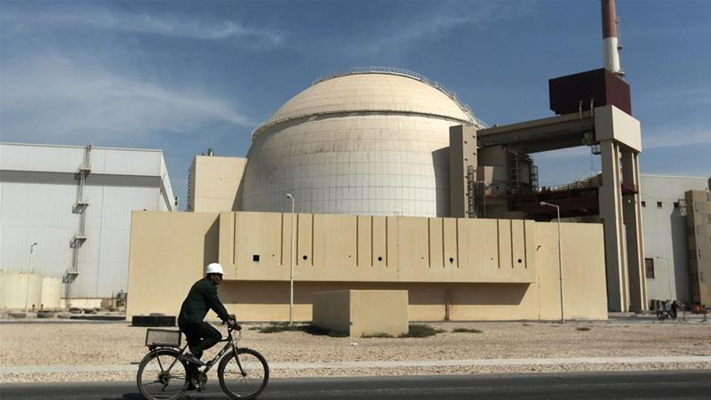 Iran: Five days needed to ramp up uranium enrichment
