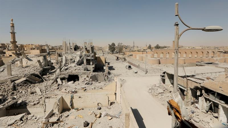 United Nations plea to let civilians escape from Syrian city