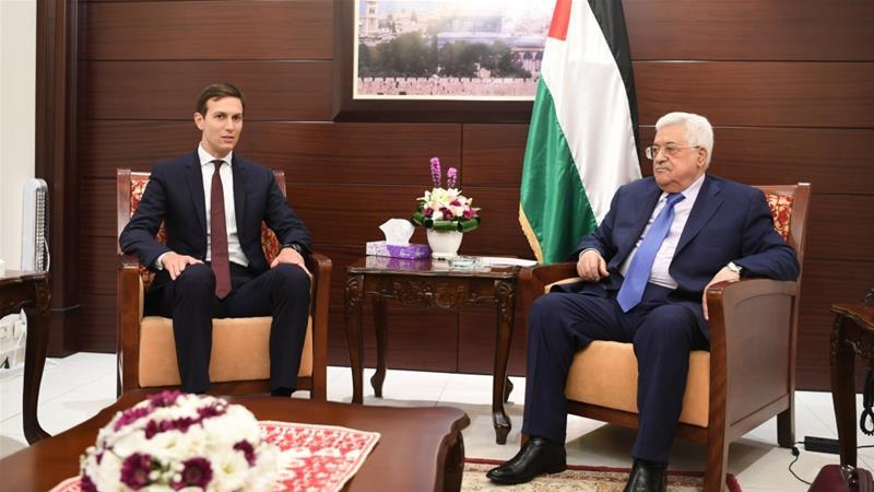 Kushner meets Abbas, Netanyahu to try to restart talks | Israeli ...