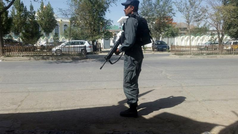Gunmen Attack Shia Imam Zaman Mosque In Kabul