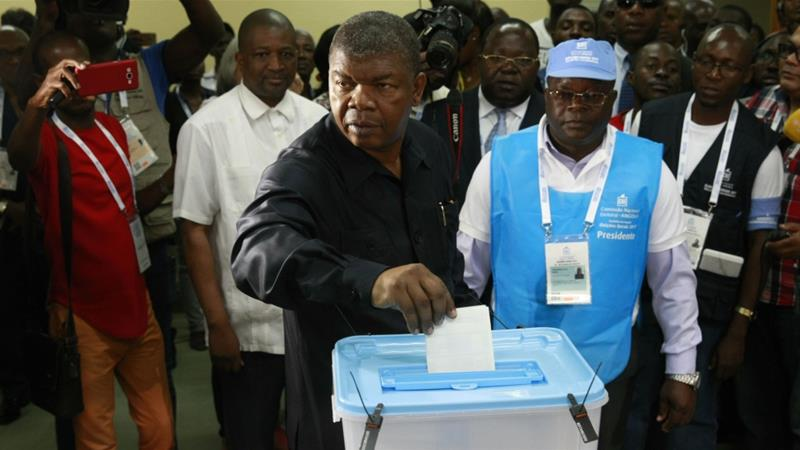 Angolans Vote for First New President in Decades