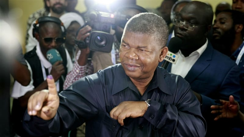 Angola elections: Ruling MPLA wins parliamentary vote