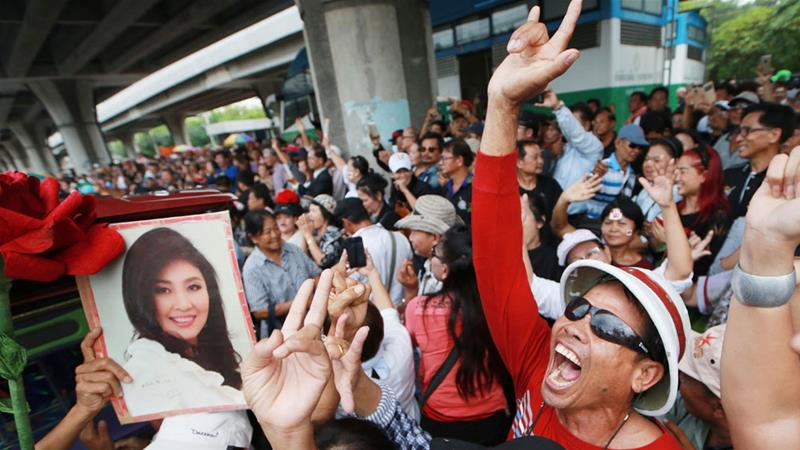 Thailand's Ex-PM Yingluck Shinawatra Flees To Dubai: Party Members