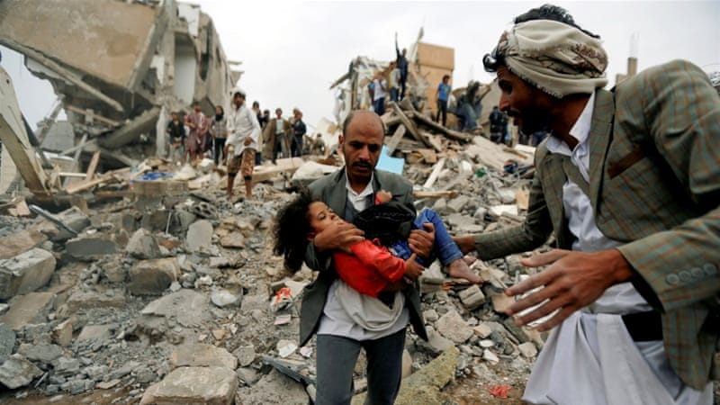 Who can protect Yemen's civilians?
