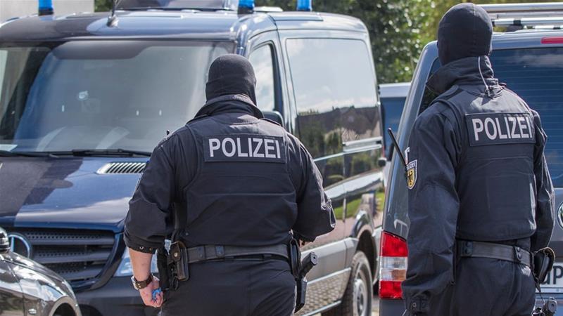 German police raid suspects over leftist 'kill list' | Germany News