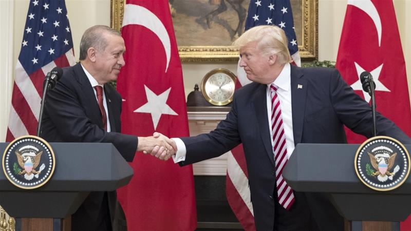 President Erdogan has invited Trump to visit Turkey in 2019