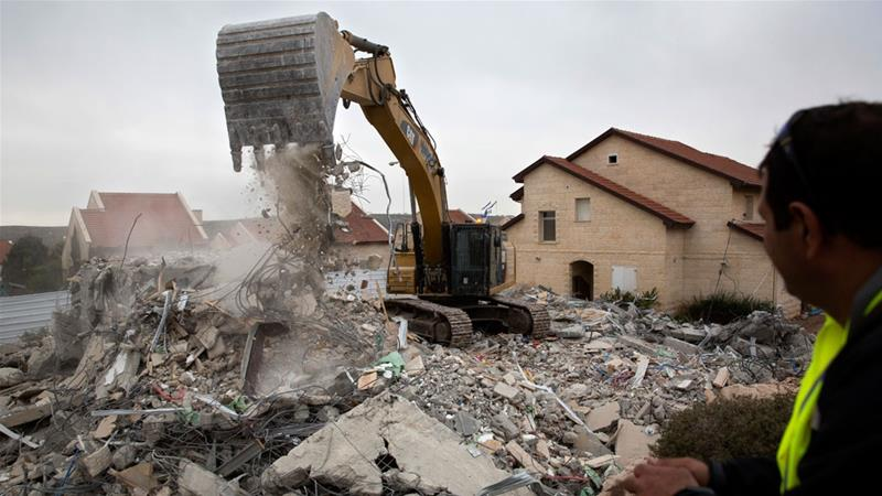 UN: Israeli settlements illegal, obstacles to peace