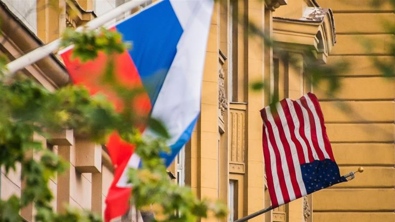 United States  expels Russian diplomats from DC, NY and San Francisco