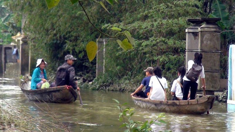 Death toll rises in northern Vietnam flash floods | News ...