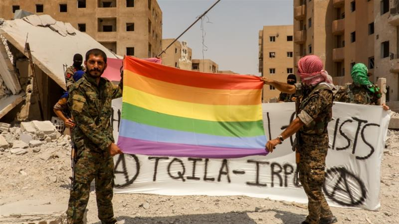 On July 24, the IRPGF announced the formation of a new queer subgroup within its ranks [IRPGF]