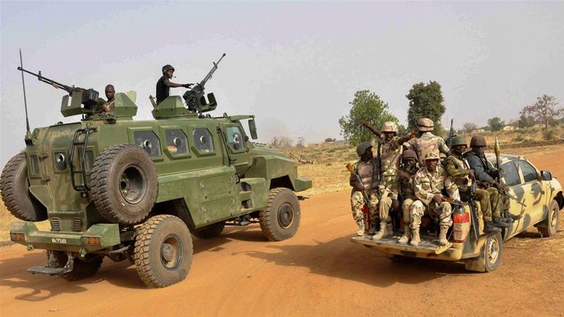 Nigeria's army has pushed Boko Haram fighters out of a number of provinces in the northeast [File: EPA]