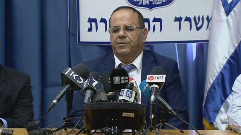 It was unclear when Minister Ayoub Kara's request would take effect