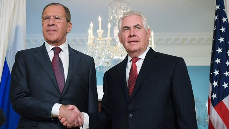 The US approved new sanctions against Russia last month [File: Mandel Ngan/AFP]