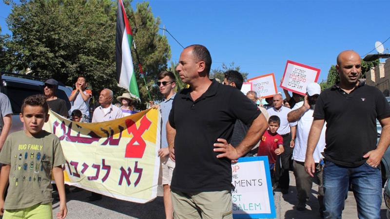 sheikh jarrah family faces eviction to benefit settlers israel