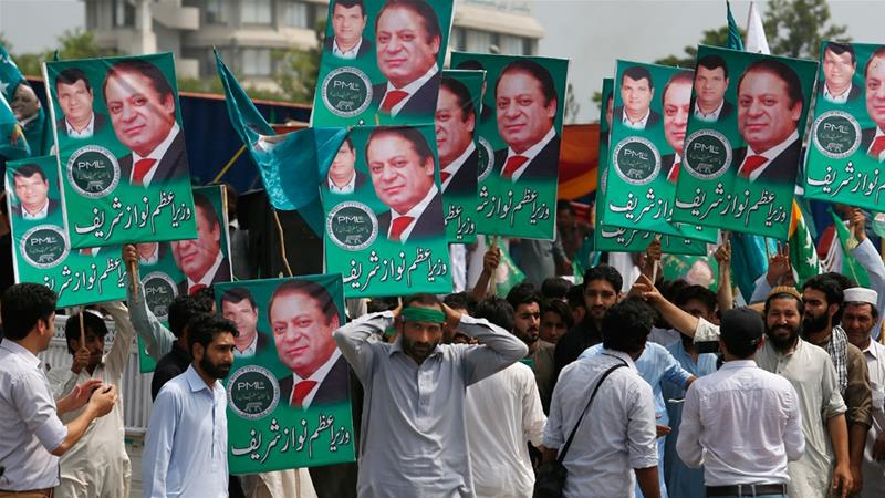 Nawaz Sharif's wife files nomination to contest his Lahore seat